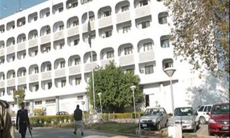 متعدد افغان سرکاری و غیرسرکاری حلقوں کے منفی تبصروں پر تشویش ہے، دفتر خارجہ