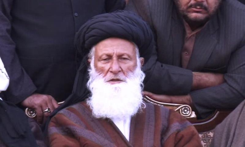 مولانا شیرانی کا جے یو آئی (پاکستان) کو جے یو آئی (ف) سے الگ کرنے کا اعلان