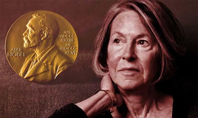 اس سال ادب کا نوبیل انعام امریکی شاعرہ لوئس گلک کو دیا گیا