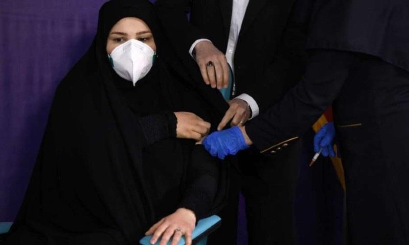 ایران کی تیار کردہ کورونا ویکسین کی انسانی آزمائش کا آغاز