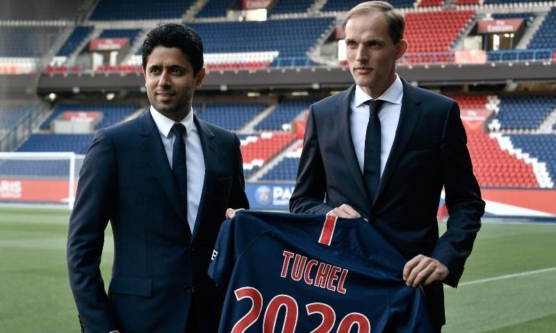 PSG sack head coach Thomas Tuchel