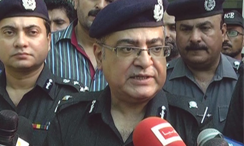SINDH Police chief Mushtaq Mahar made headlines as much with his actions as with his lack of actions during the year.