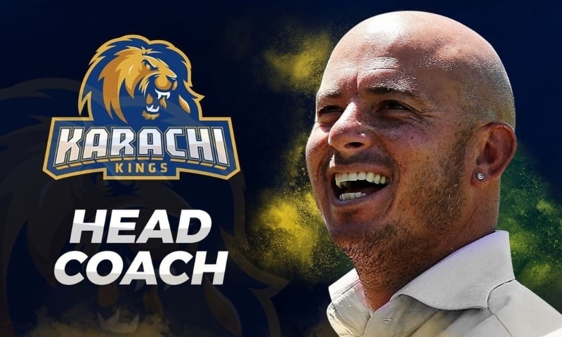 Former South Africa cricketer Herschelle Gibbs has been appointed as the new head for Karachi Kings. — Photo courtesy  Herschelle Gibbs Instagram