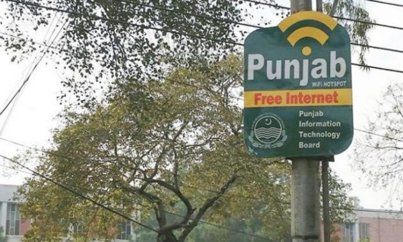 The Punjab government on Saturday permanently shut down the facility of free Wi-Fi in the province apparently to get rid of the heavy subsidy it had to pay for its provision to the public. — File photo