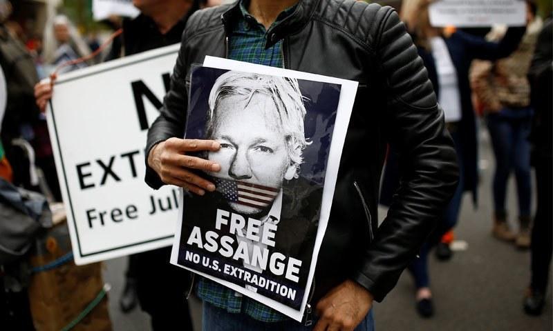 برطانوی جج نے جولین اسانج کی حوالگی کی امریکی درخواست مسترد کردی