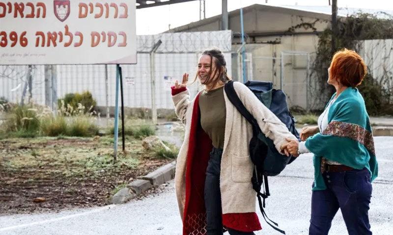 ہلل رابن نے اسرائیلی فوج کی پرتشدد پالیسیوں کی وجہ سے فوج میں شمولیت سے انکار کیا تھا—فائل فوٹو: اے ایف پی