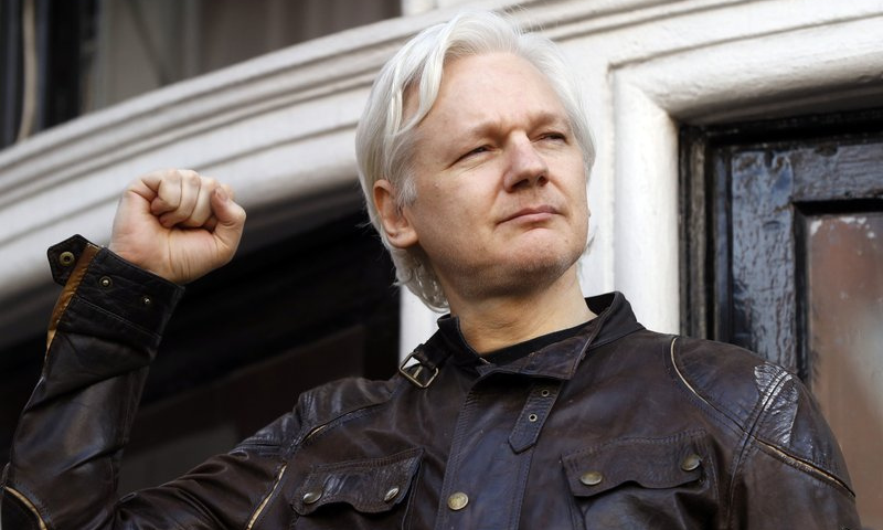 WikiLeaks founder Assange denied bail in UK