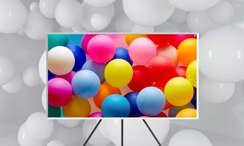 سام سنگ کا یہ نیا ٹی وی کسی آرٹ ورک سے کم نہیں