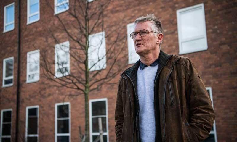 اندرش تھیگ نیل سویڈن کی کورونا پالیسی کے خالق ہیں