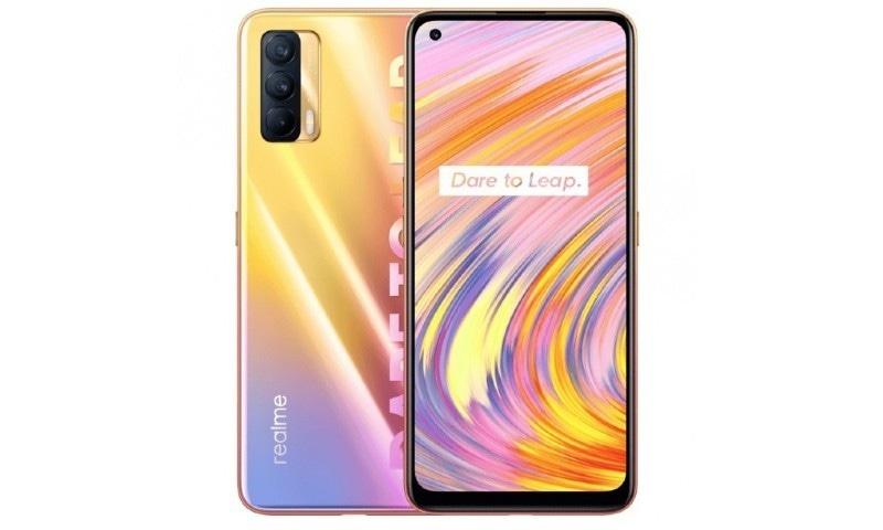 رئیل می کا 2021 کا پہلا فون وی 15 فائیو جی متعارف