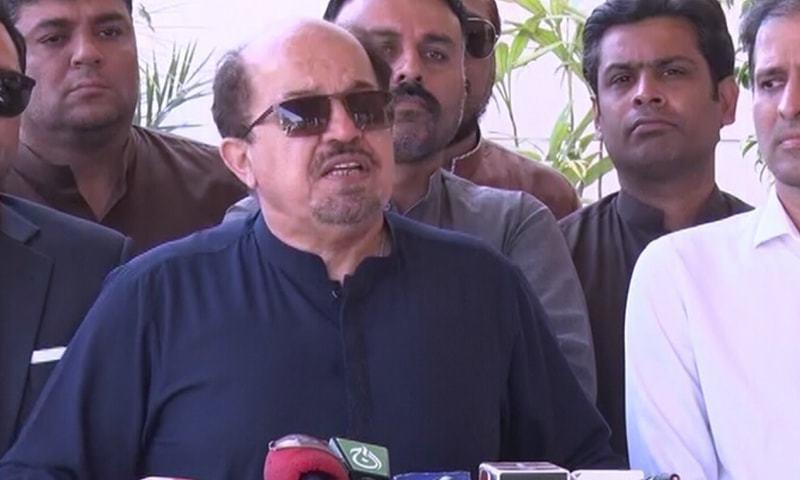 فردوس شمیم نقوی نے سندھ اسمبلی کے اپوزیشن لیڈر کے عہدے سے استعفیٰ دے دیا