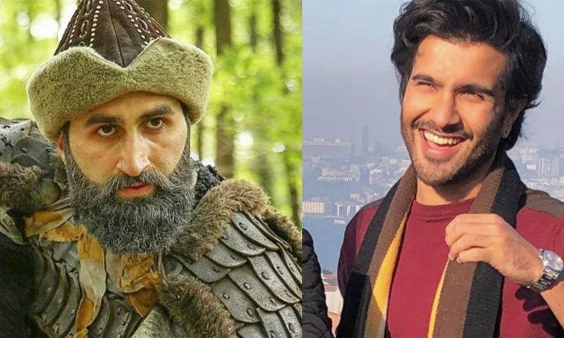 فیروز خان پاکستانی دورے پر آئے ترک اداکار جلال آل سے ملنے کے خواہاں