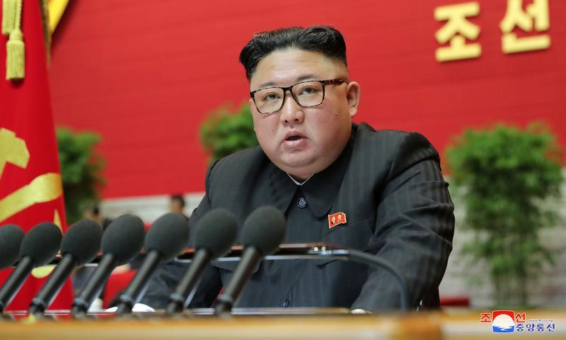 DPRK leader vows to advance social construction, external relations