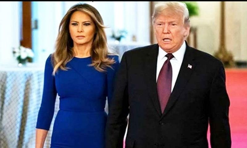 ڈونلڈ ٹرمپ 20 جنوری 2021 کے بعد امریکی صدر نہیں رہیں گے—فائل فوٹو: اے ایف پی