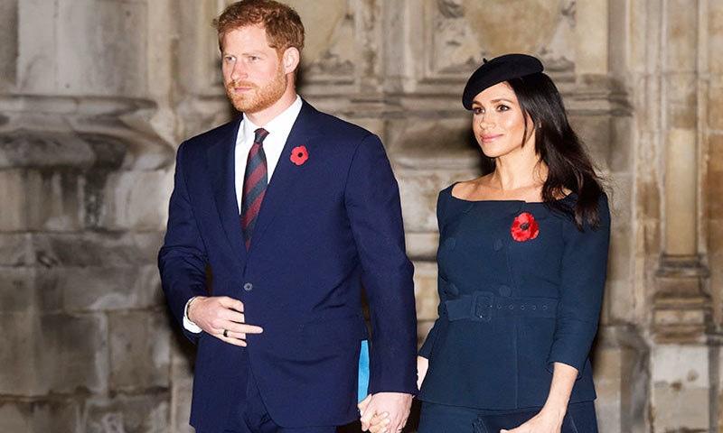 شہزادہ ہیری و میگھن مارکل نے سوشل میڈیا کو خیرباد کہہ دیا