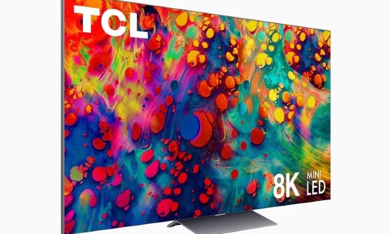 ٹی سی ایل کے 8K ریزولوشن والے مختلف ٹیلی ویژن متعارف