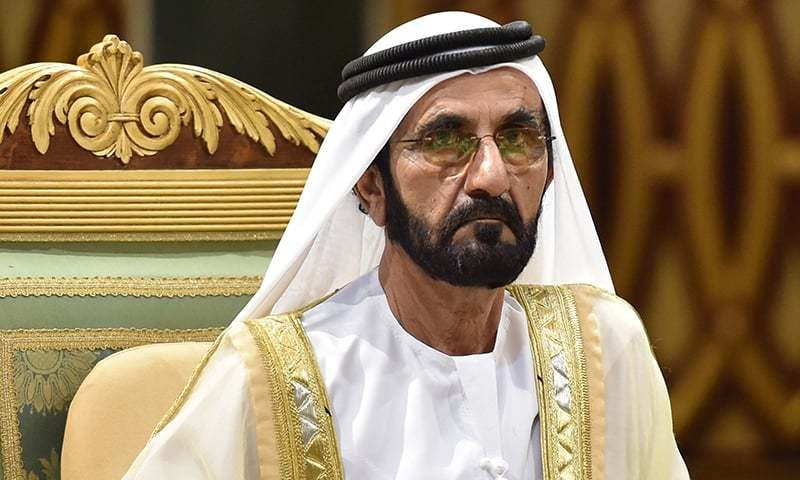 The federal government has issued at least seven special hunting permits to Dubai ruler Sheikh Mohammed bin Rashid Al-Maktoum and six other members of the ruling family. — AFP/File