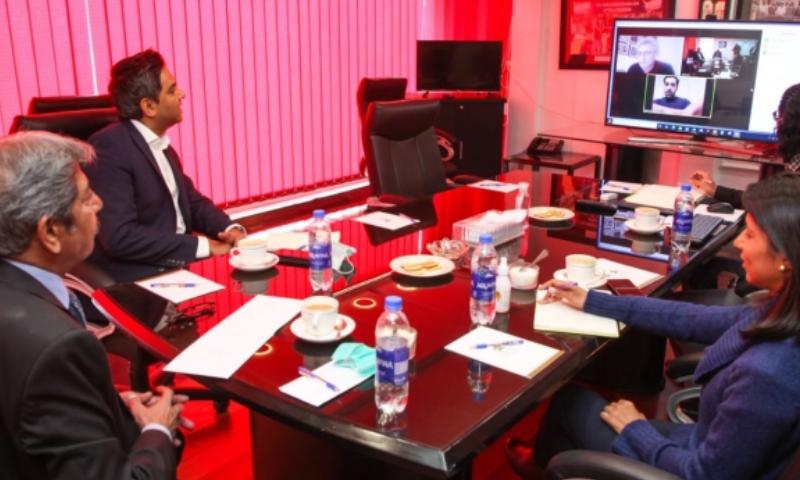 سلیم یوسف کی زیر صدارت کرکٹ کمیٹی کا اجلاس ہوا — فوٹو: پی سی بی