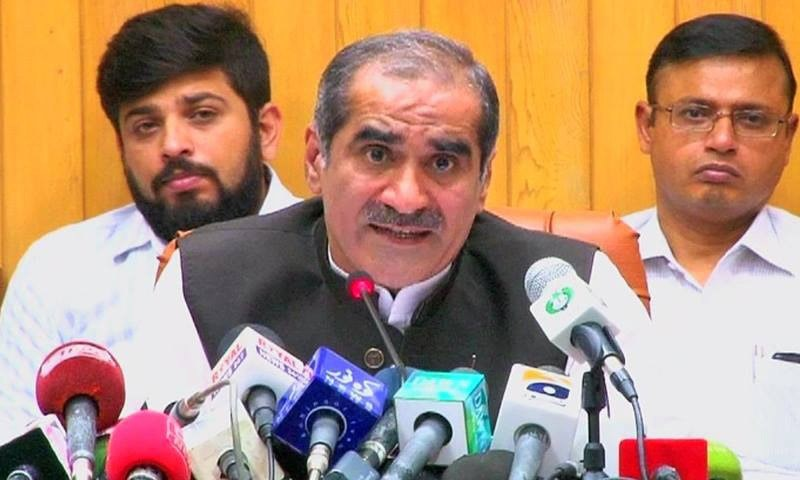 The National Account­abili­­ty Bureau (NAB), Lahore, has recommended closure of an inq­ui­­­ry against former railways minister and Pakistan Mus­lim League-Nawaz leader Khawaja Saad Rafique. — DawnNewsTV/File