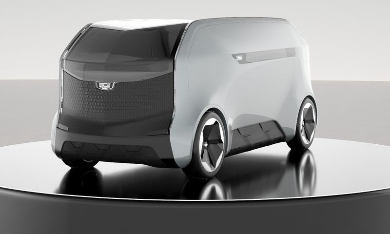 خودکار ڈرائیونگ کی صلاحیت رکھنے والی گاڑی جو پرواز بھی کرسکتی ہے