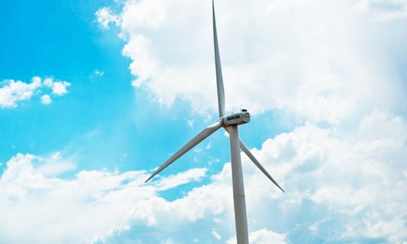 Sindh Minister for Energy Imtiaz Ahmed Sheikh has urged his federal counterpart Omar Ayub to ensure issuance of notification for five wind power projects. — Photo courtesy: Creative Commons