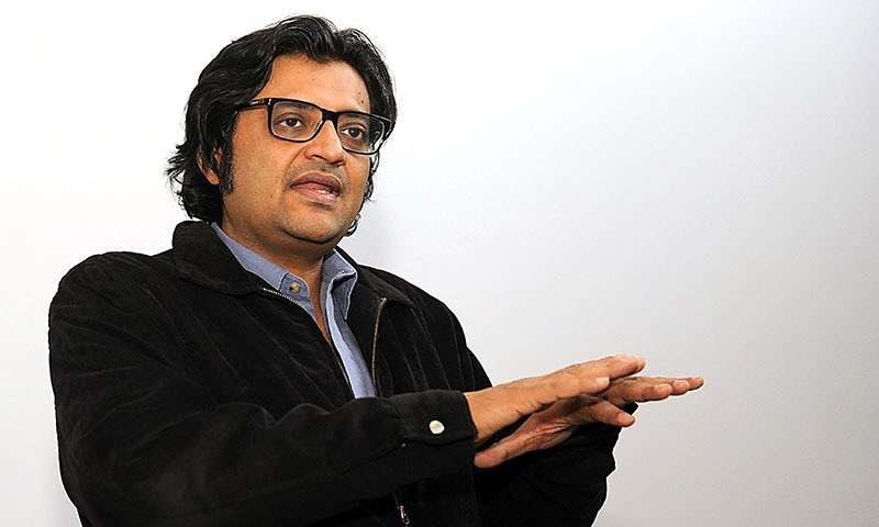 Arnab Goswami was in the know about several planned actions of the Indian government well before their execution, purported WhatsApp messages by him reveal. — AFP/File