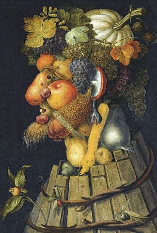Autumn (1573), Guiseppe Arcimboldo