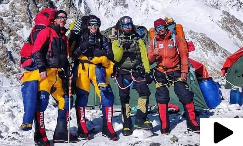سرما میں 'کے ٹو' سر کرنے کا ریکارڈ نیپالی کوہ پیماؤں نے کیسے بنایا؟