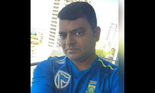 Cricket analyst Prasanna Agoram, who hails from India resigned from CSA before the Pakistan tour, says PCB. — Photo courtesy DieHard Cricket Fans