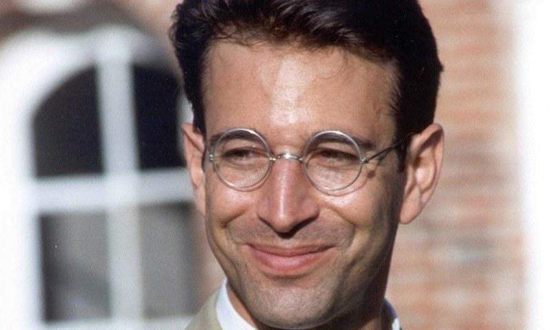 امریکی صحافی کو سال 2002 میں قتل کردیا گیا تھا—فائل فوٹو: ڈان
