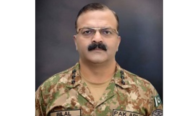 Gen Akbar had retired from the army in December last year. — Photo courtesy University of Wah