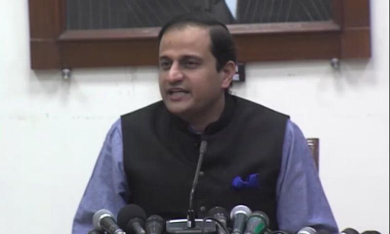 مرتضیٰ وہاب نے کہا کہ سید مراد علی شاہ پاکستان میں سب سے زیادہ متحرک وزیراعلی ہیں — فائل فوٹو: ڈان نیوز