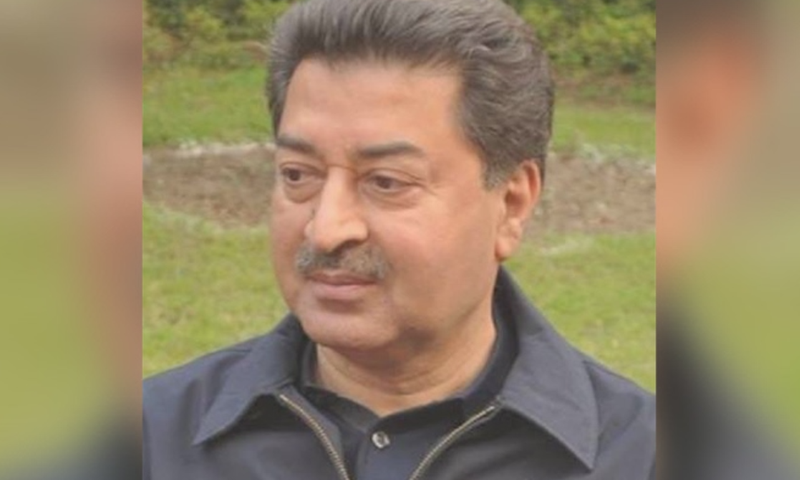Chief Election Commissioner Sikandar Sultan Raja assured the Pakistan Democratic Movement that the foreign funding case against the PTI would be decided on merit. — DawnNewsTv