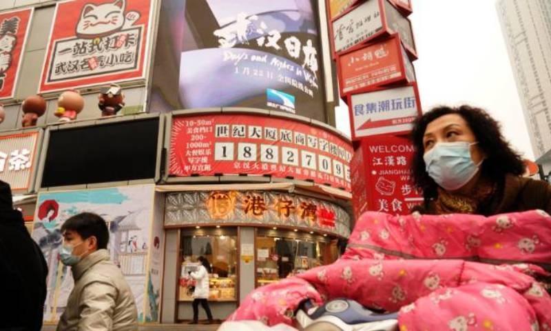 ووہان لاک ڈاؤن کو ایک سال مکمل ہونے پر 2 مختلف فلمیں ریلیز