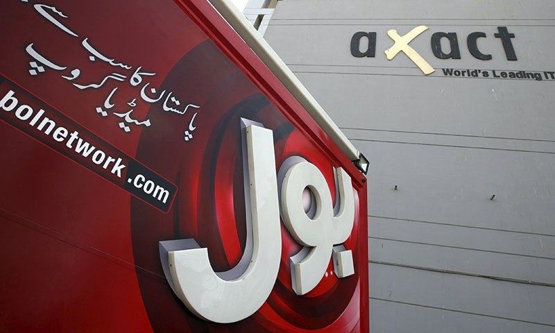"""Pemra had issued a show-cause notice to Bol News on January 13 over its programme """"Tajzia"""". — Reuters/File"""