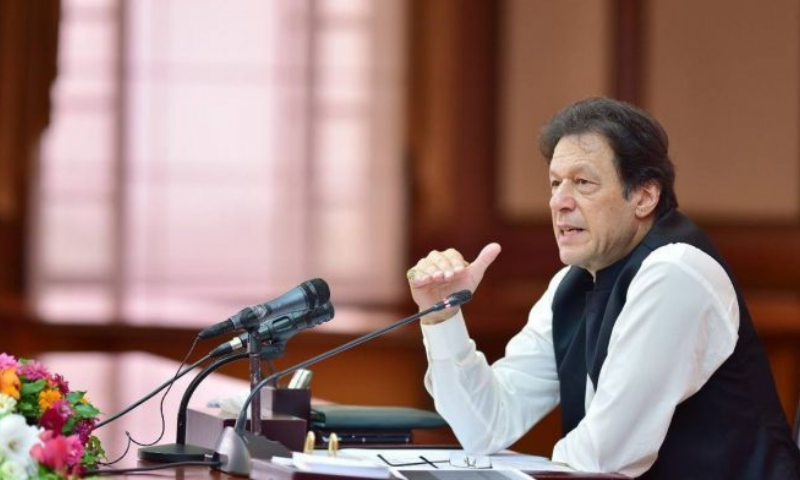 Prime Minister Imran Khan has said the government was compelled to pass on the impact of oil prices to consumers to avert additional debt burden on the country. — APP/File