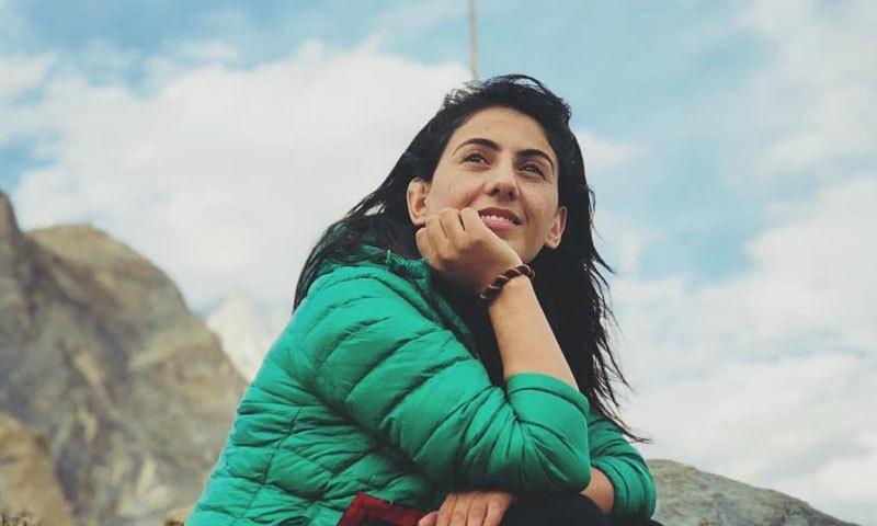 ثمینہ بیگ دنیا کی تمام بلند چوٹیاں سر کرنے والی واحد پاکستانی بھی ہیں—فائل فوٹوؒ: ثمینہ بیگ فیس بک