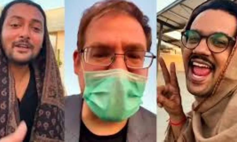 ہوٹل منیجر کی انگلش کا مذاق اڑانے والی مالکان پر علی گل پیر کی 'ویڈیو'