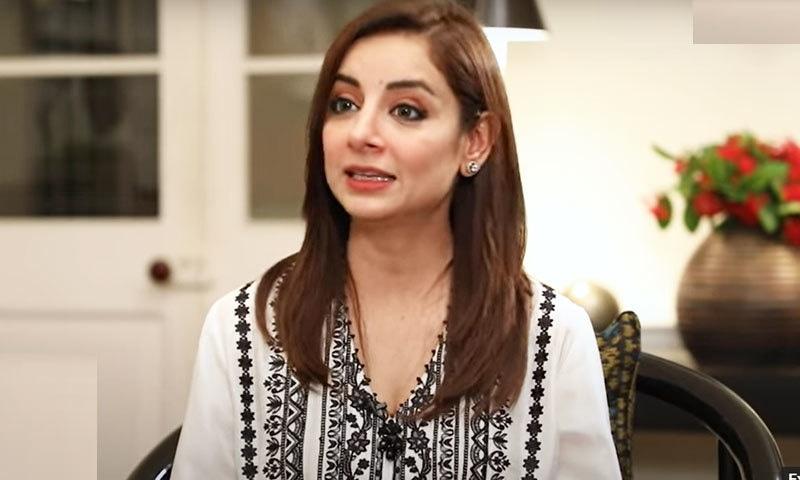 خواتین کے مسئلے حل کرنے کے لیے گھر کے مرد ہی ان کا ساتھ دیں گے، اداکارہ —اسکرین شاٹ/ یوٹیوب