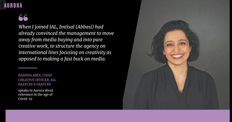 Interview: Rashna Abdi