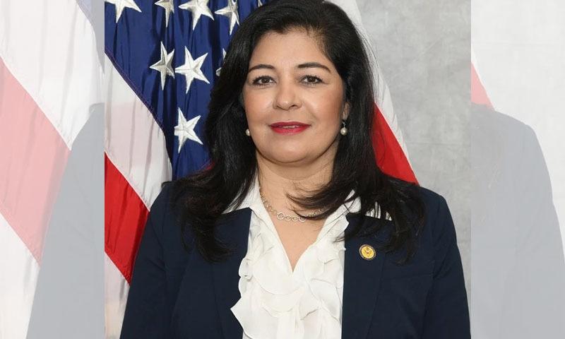 امریکا: پاکستانی نژاد امریکی خاتون، پہلی مسلمان وفاقی پراسیکیوٹر مقرر