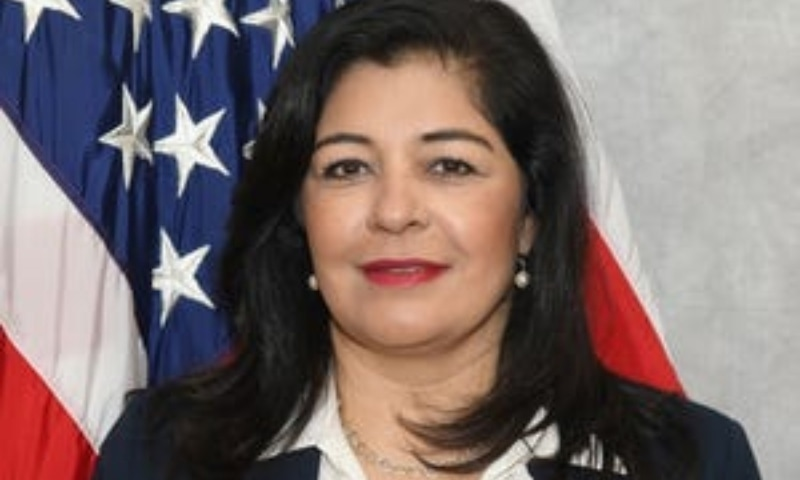 Saima Mohsin, a Pakistani-American, will become the first Muslim US attorney next week, when she replaces the current attorney in Detroit, Michigan. — Photo courtesy Detroit Free Press