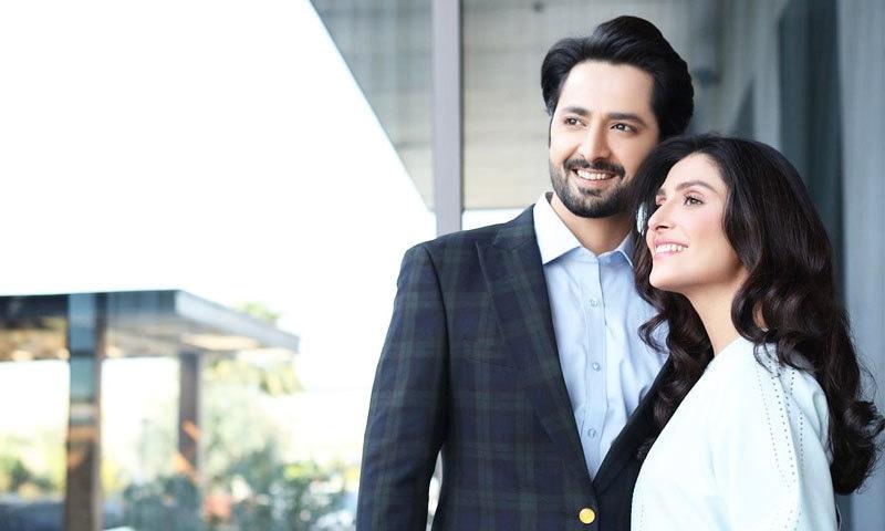 عائزہ خان اور دانش تیمور نے 2014 میں شادی کی تھی—فائل فوٹو: انسٹاگرام