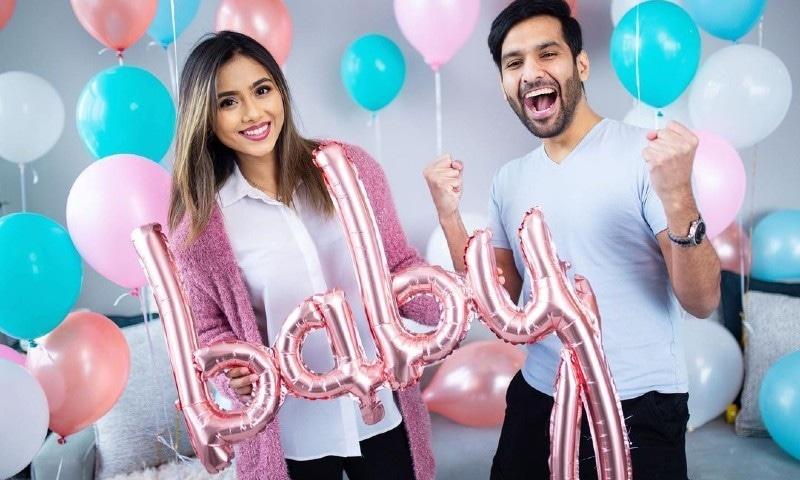 سوشل میڈیا اسٹار زید علی جلد والد بننے والے ہیں