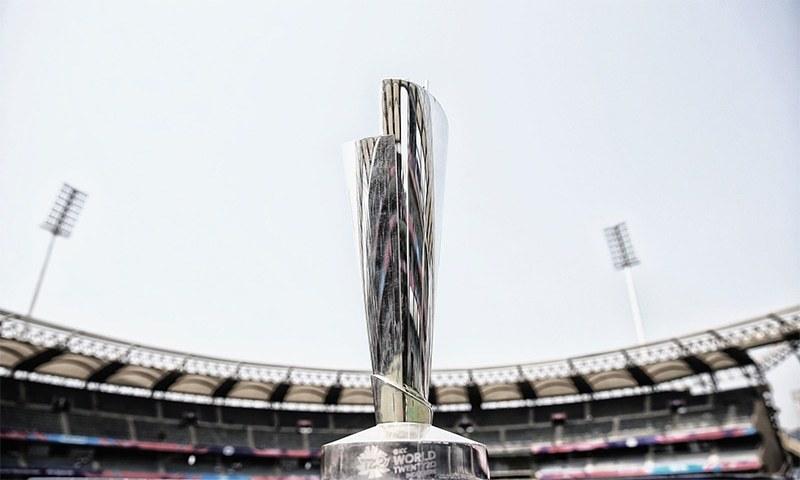 ٹی ٹوئنٹی ورلڈ کپ اکتوبر-نومبر 2021 میں بھارت میں ہوگا — فائل/فوٹو: آئی سی سی