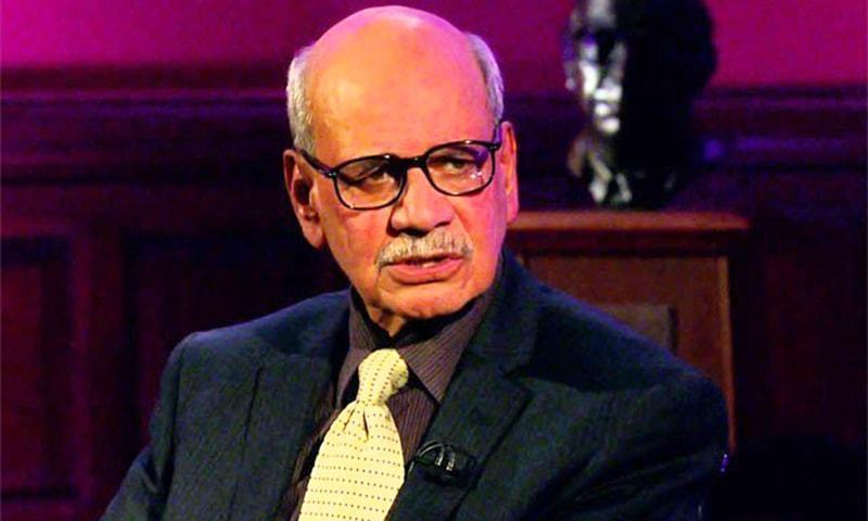 Former ISI chief retired Lt Gen Asad Durrani has challenged the placement of his name on ECL in the IHC. — Al Jazeera/File