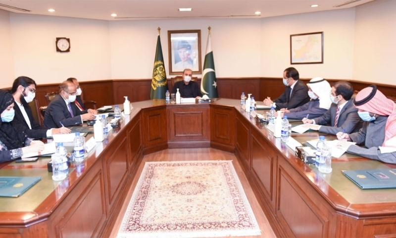 Pakistan and Kuwait on Wednesday said they were keen to expand their bilateral relations. — Photo courtesy Radio Pakistan