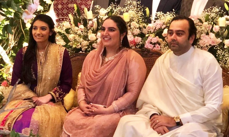 'لاڑکانہ، لاہور اور اسلام آباد میں بھی بختاور کی شادی کی تقریبات ہوں گی'