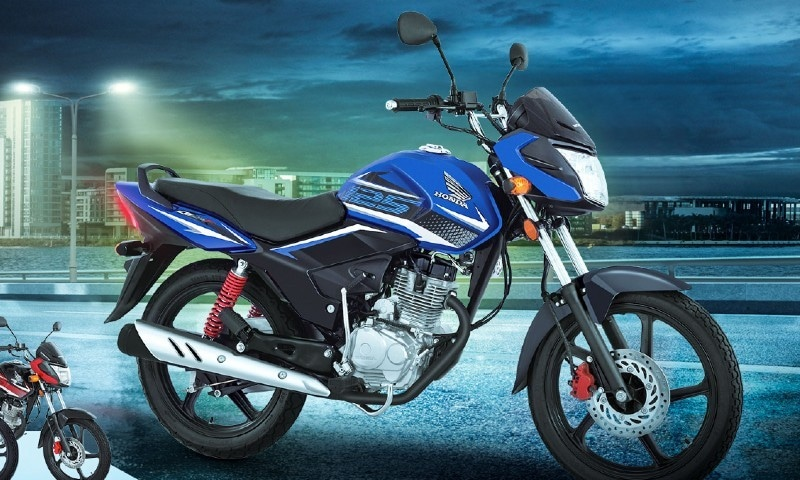 ایک ماہ کے اندر دوسری مرتبہ ہونڈا موٹر سائیکلوں کی قیمتوں میں اضافہ
