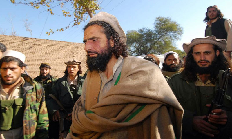 Photo of Mangal Bagh, the leader of militant outfit Lashkar-i-Islam (LI) based in Khyber tribal agency's Bara region. — AFP/File